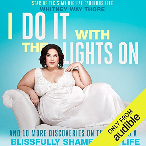 I Do It with the Lights On audiobook cover art
