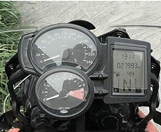 SSGLOVELIN Cluster Scratch Schutzfolie Instrument Armaturenbrett-Abdeckung Schutz TPU gepasst for Crf1100l CRF1100 L CRF 1100L Africa Twin 2020 Color : 1 Set