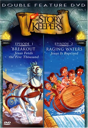 The Story Keepers, Vol. 1: Breakout & Raging Waters