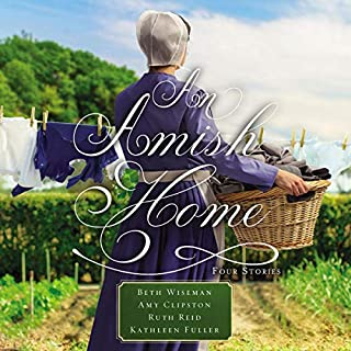 An Amish Home     Four Stories              By:                                                                                                                                 Beth Wiseman,                                                                                        Amy Clipston,                                                                                        Kathleen Fuller,                   and others                          Narrated by:                                                                                                                                 Clifton Harris                      Length: 11 hrs and 33 mins     Not rated yet     Overall 0.0