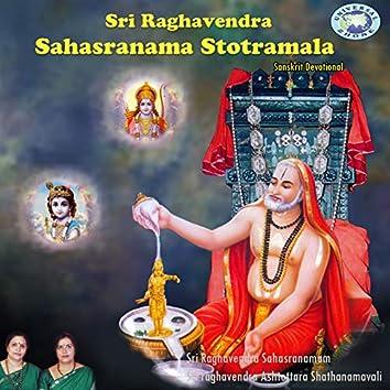 Sri Raghavendra Sahasranma Stotramala