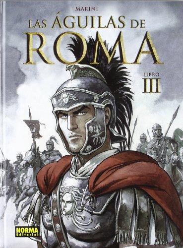 LAS AGUILAS DE ROMA 3 (CÓMIC EUROPEO)