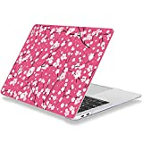 Laptop Case for MacBook Air 13 Inch Older Version 2010-2017 Release A1369 A1466 Plastic Hard Shell Cover Apply to MacBook Air 13' Without Touch ID Romantic Sakura