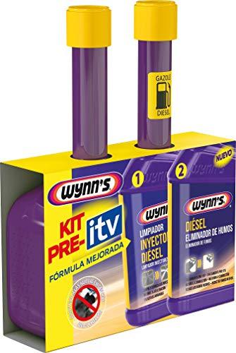 Wynn's W18480 Aditivo Diésel Pack 2 x 325 ml