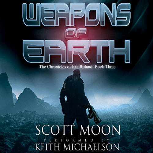 Weapons of Earth audiobook cover art