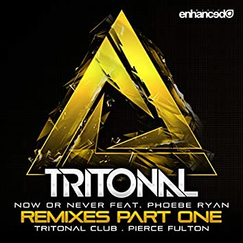 Now Or Never (Remixes Pt. 1)