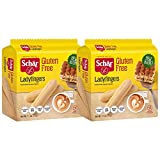 Schar Ladyfingers - Naturally Gluten Free and Wheat Free - 7.1 oz (Pack of 2)