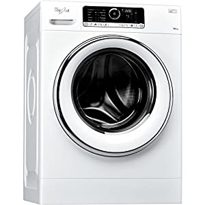Whirlpool FSCR10423 Independiente Carga frontal 10kg 1400RPM A+++ Blanco – Lavadora (Independiente, Carga frontal…