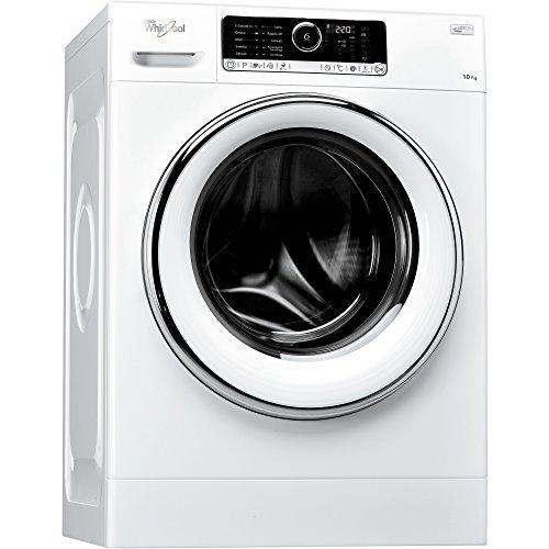 Whirlpool FSCR10423 Libera installazione Carica frontale 10kg 1400Giri/min A+++ Bianco lavatrice