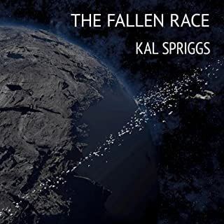 The Fallen Race audiobook cover art