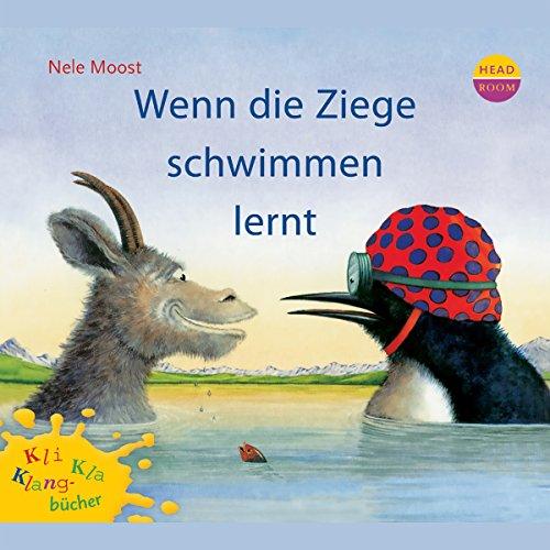 Wenn die Ziegen schwimmen lernt Titelbild