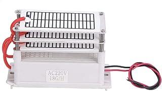 Generador de ozono portátil de 18 g/h - Ozonizador de agua - Purificador de agua - Esterilizador de ozono - Formaldehído -...