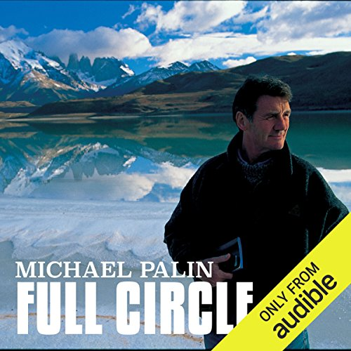 Michael Palin: Full Circle cover art