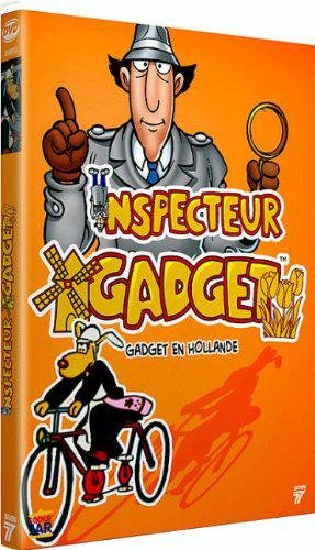 Inspecteur Gadget - Vol. 9 : Gadget en Hollande
