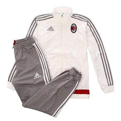adidas ACM PES Trainingsanzug für Herren XS Blanco/Gris/Rojo
