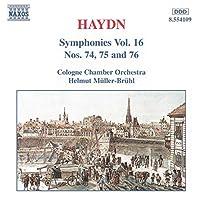 Haydn: Symphonies Nos. 74-76