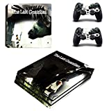 WANGPENG The Last Guardian Style Skin Sticker para la Consola Ps4...