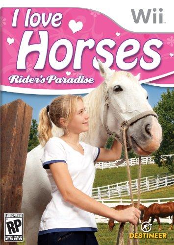 I Love Horses: Rider's Paradise - Nintendo Wii