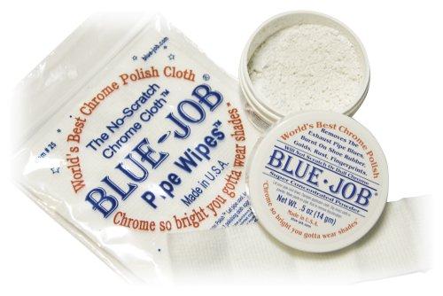 Blue-Job Chrome Polish Kit