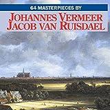 Johannes Vermeer / Jacob van Ruisdael (64, Band 2) - Richard Jensen