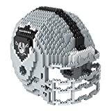 Oakland Raiders NFL Football Team 3D BRXLZ - Puzzle de casco
