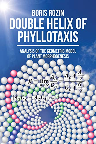 Double Helix of Phyllotaxis: Analysis of the Geometric Model of Plant Morphogenesis