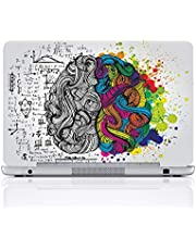 LADECOR Vinyl Laptop Skin Cover, Designer Print Stickers Laptop Decal Fits for All Models Up to 17 Inch Screen Size (17 Inch X 10 Inch) Design 01