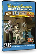 Wallace & Gromit's Grand Adventure - PC