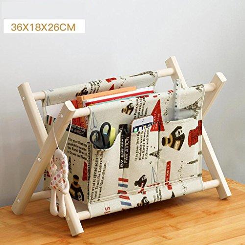 Sacs de rangement Xuan - Worth Another White Letter Pattern Tissu Stockage Pliage Stockage Stockage Multifonctionnel Maison Petites Choses à Accueillir
