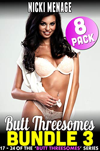 Butt Threesome Bundle 8-Pack - Books 17 - 24 (English Edition)