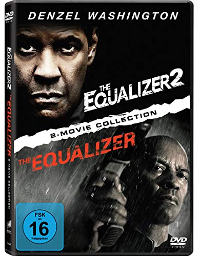 The Equalizer - 2-Movie Collection [2 DVDs]