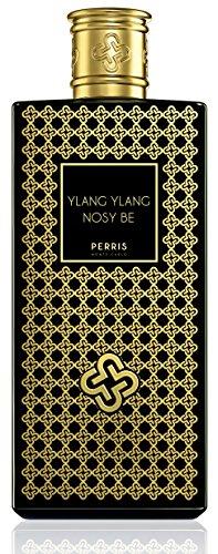 Perris Monte Carlo Ylang Nosy Unisex, Eau de Parfum, vaporisateur/Spray, 100ml, 1er Pack (1x, 90g)