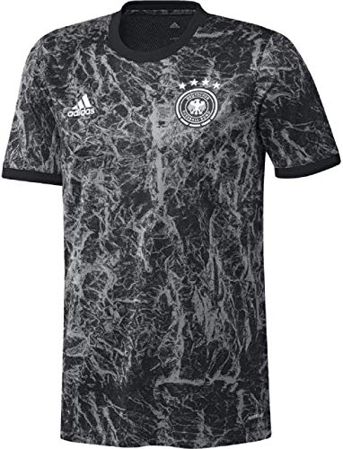 Adidas DFB Germany - Camiseta deportiva, color negro, tamaño medium