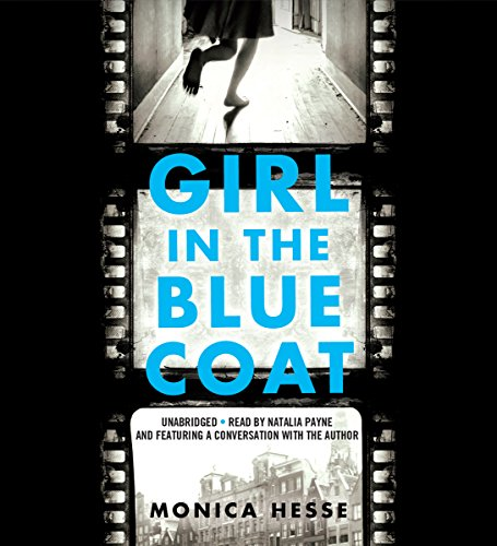 Girl in the Blue Coat audiobook cover art