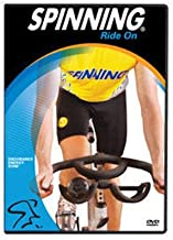 SPINNING 7176 Ride On DVD