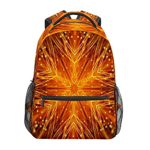 Marbled Abstract Light Art Design Business Laptop Backpack Travel Hiking Camping Daypack College Bookbag Large Diaper Bag Doctor Bag School Backpack Water Resistant Anti-Theft for Women&Men