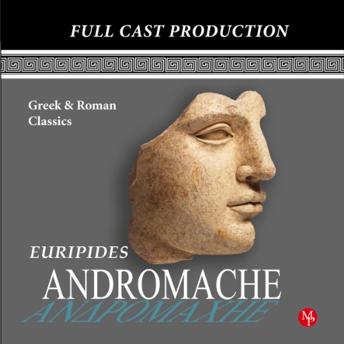Andromache audiobook cover art