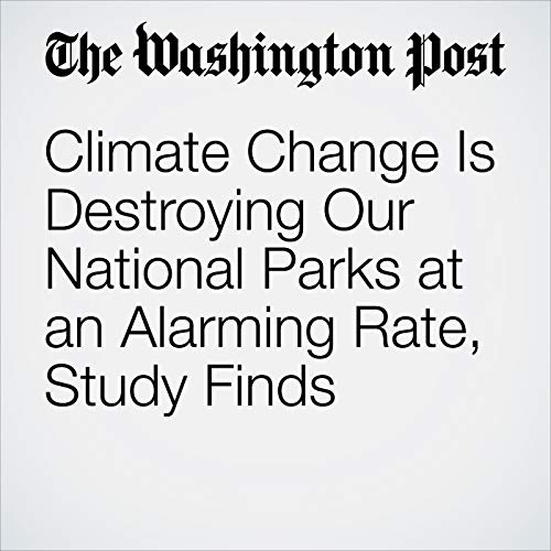Climate Change Is Destroying Our National Parks at an Alarming Rate, Study Finds copertina