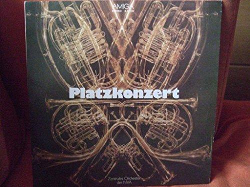 Zentrales Orchester Der Nationalen Volksarmee - Platzkonzert - AMIGA - 8 45 102