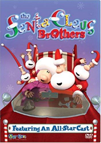 Santa Claus Brothers [DVD] [Region 1] [US Import] [NTSC]