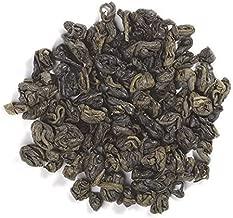 Frontier Co-op Gunpowder Green Tea, Certified Organic, Fair Trade Certified, Kosher, Non-irradiated | 1 lb. Bulk Bag | Sustainably Grown | Camellia sinensis L.