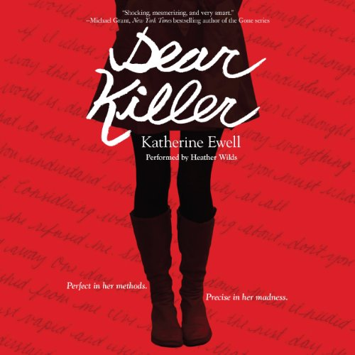 Dear Killer audiobook cover art