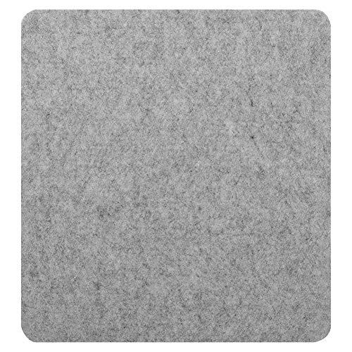 upain Wolle Bügelmatte Wollfilz-Bügelbrett Woll-Pressmatte Quilt-Bügelunterlage Bügelunterlage für Präzisionssteppen 13 x 14 inch / 33 x 35,6cm