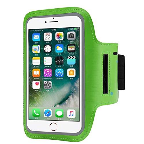 Wasserabweisendes Handy-Armband für iPhone XS Max,XR, 8/7/6/6S Plus, Galaxy S9, S8 Plus, A8 Plus, Note 4/5/8/9, Phone Models Similar Diagonal 5.3