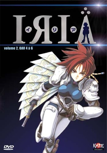 Iria - Vol.2 (3 épisodes)
