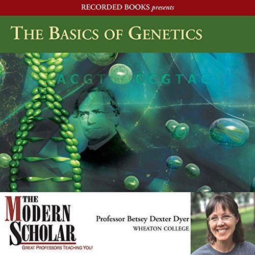 The Basics of Genetics audiobook cover art