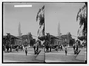 HistoricalFindings Photo: Jewish Colonies,settlements,Tel Aviv,Israel,Middle East,Herzl Avenue,c1925,1