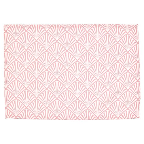 GreenGate Placemat Celine Pale pink 40x50cm