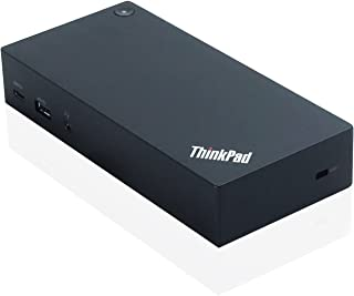 Lenovo ThinkPad USB-C Dock USB3.0 type C VGA DP 型番:DK1633(整備済み品)