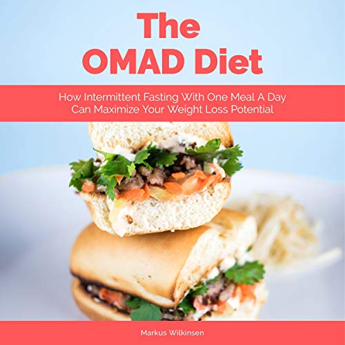 The OMAD Diet Audiobook By Markus Wilkinsen cover art